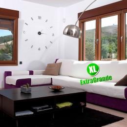 Capa para sofá Chaise Longue Atlas XL